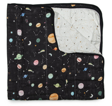 Load image into Gallery viewer, Loulou Lollipop Muslin Quilt Blanket