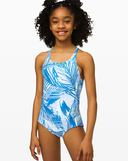 Ocean Energy Swimsuit Reversible