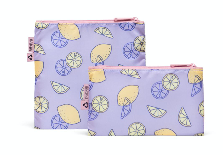 SNACK BAGS LEMON