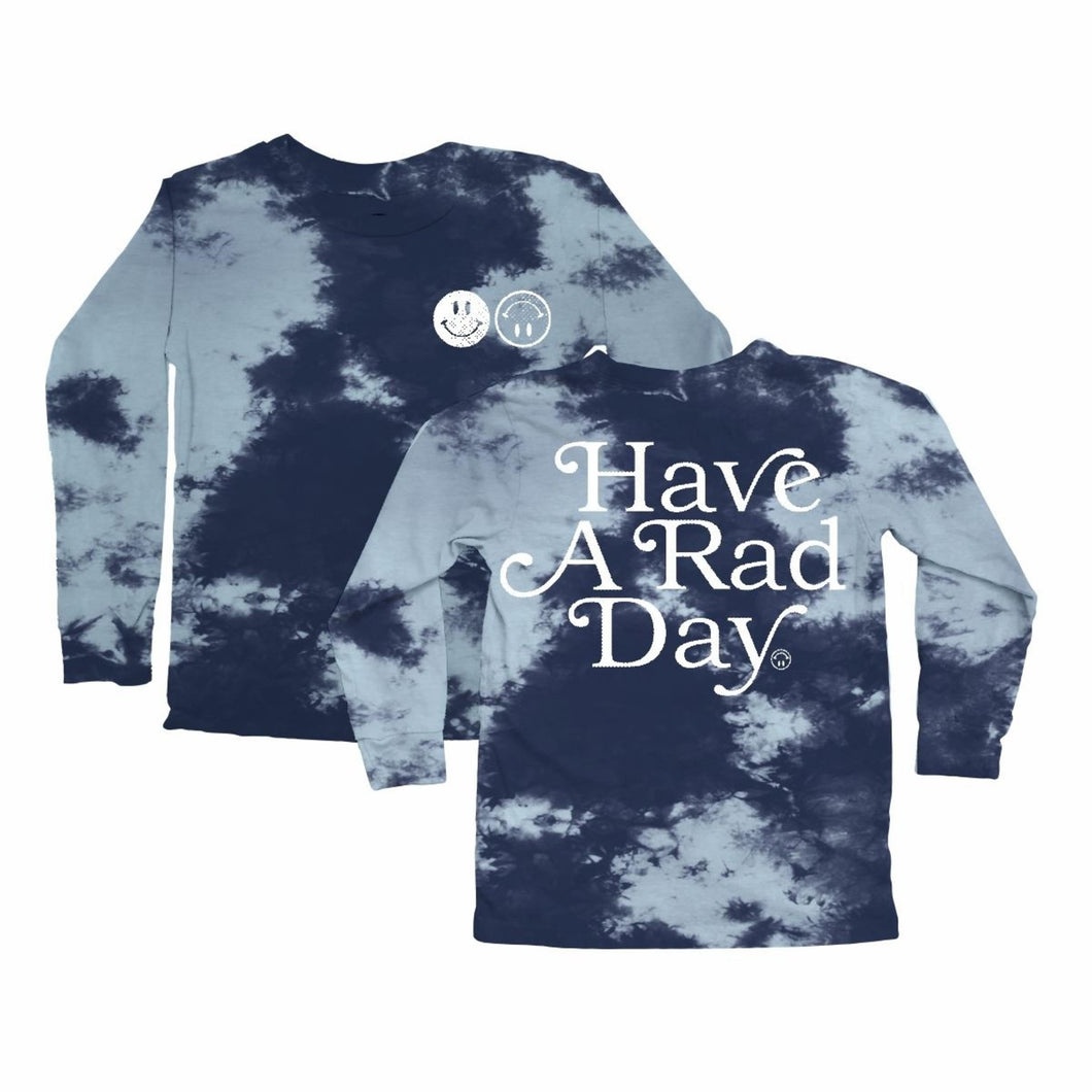 Tiny Whales Have A Rad Day Long Sleeve