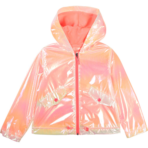 Billieblush Hooded Windbreaker