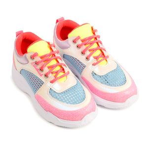 Billieblush Multi Colored Sneakers