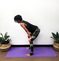 Pelvic Floor Bending Exercise