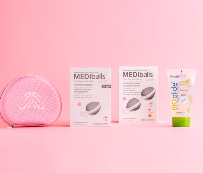 MEDIballs Kegel Set