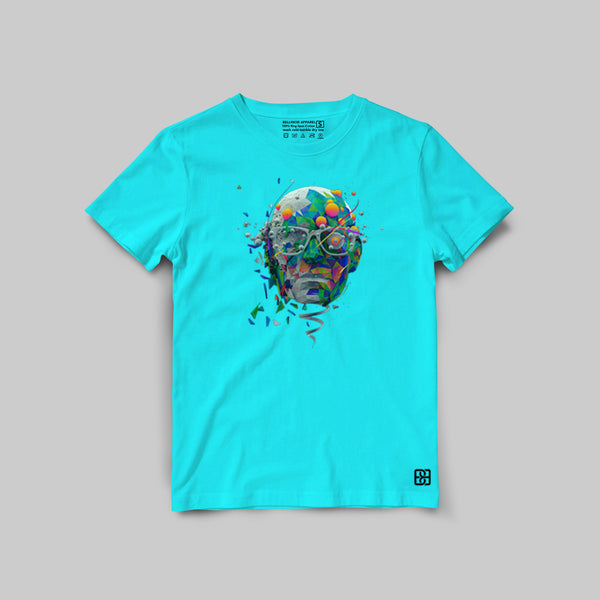 Bellinor Glitch Head T-Shirt