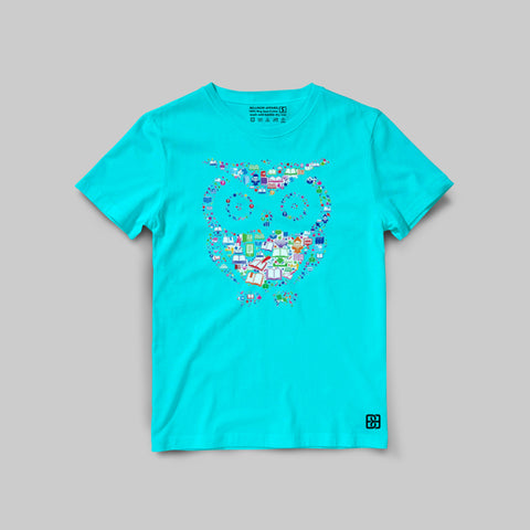 Bellinor Colorful Owl T-Shirt