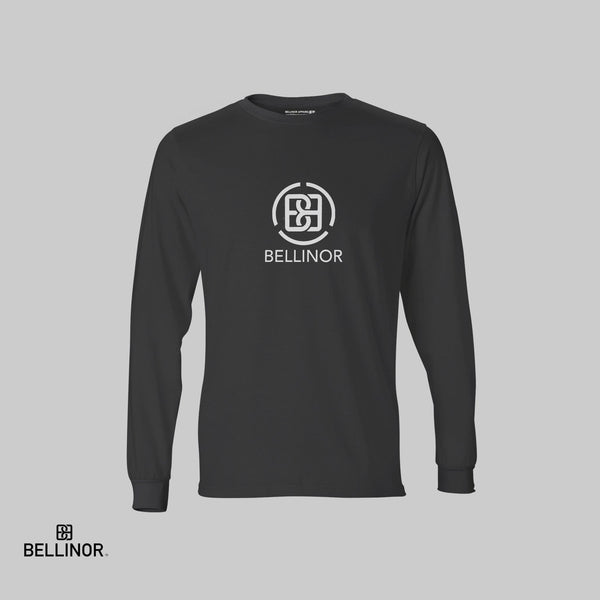 Bellinor Circled Logo Longsleeve T-shirt