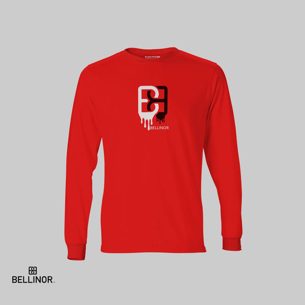Bellinor Drippy Logo Longsleeve T-shirt
