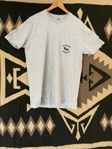 Cerro Gordo Pocket Tee (Grey)