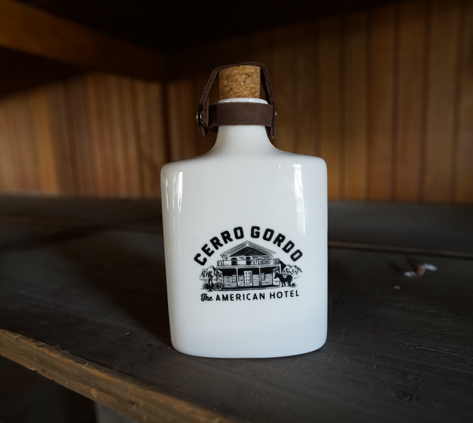 Cerro Gordo Flask