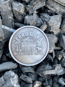 The American Hotel Medallion