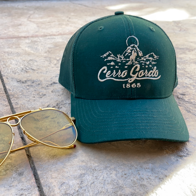 Cerro Gordo 1865 Trucker Hat
