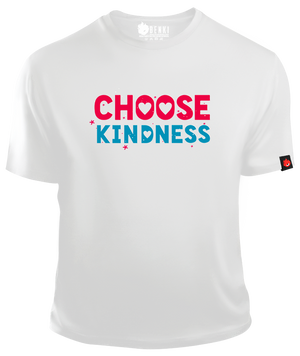 Choose Kindness TShirt | Text TShirt | Text Dialog Series - Benki Store