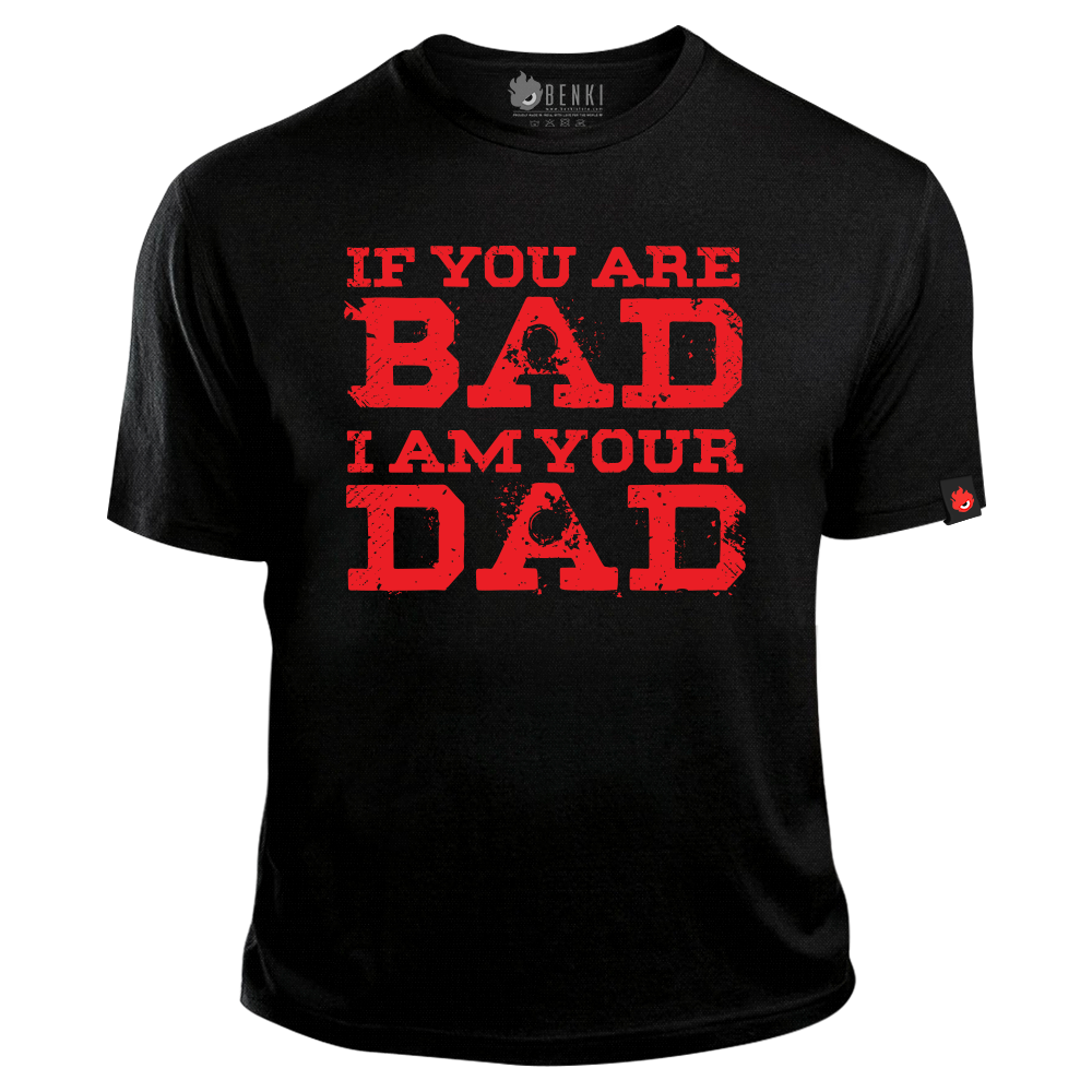 I am your Dad Tshirt | KGF Dialog TShirt - Benki Store