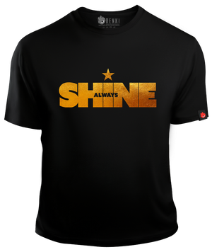 Always Shine TShirt | Shine TShirt - Benki Store