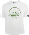My Kinda High TShirt | Mountain Trekking TShirt | Nature Series - Benki Store