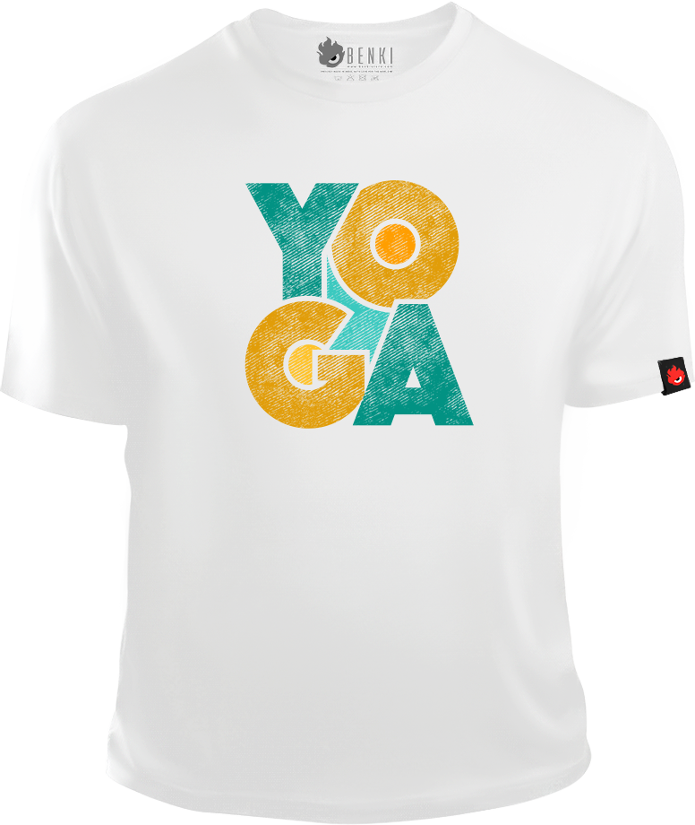 Yoga TShirt | Yoga Wellness Series - Benki Store