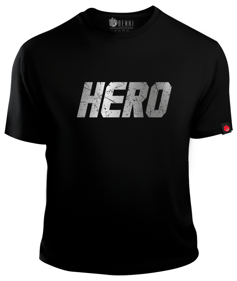 Hero TShirt | Official Merchandise Hero Movie | Rishab Shetty