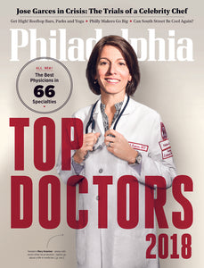 Philadelphia Magazine May 2018 Issue
