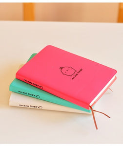 Cute Kawaii Cartoon   Notebook Diary
