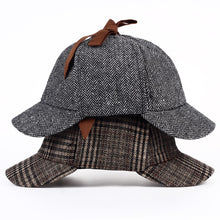 Load image into Gallery viewer, Holmes Detective Hat