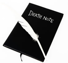 Load image into Gallery viewer, Death Note Planner  Cartoon Book