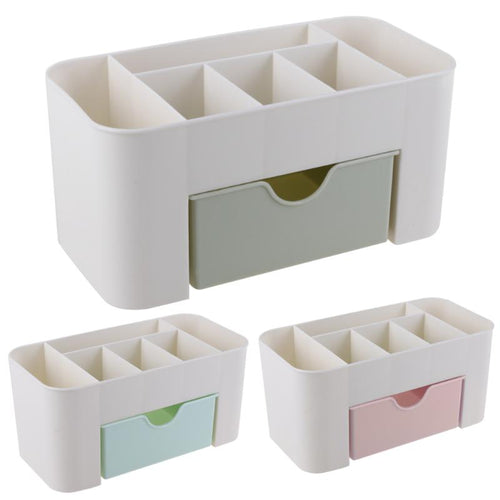 Office Desk  Drawer Plastic  Storage Box