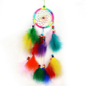 Beaded Natural Hanging Ornaments