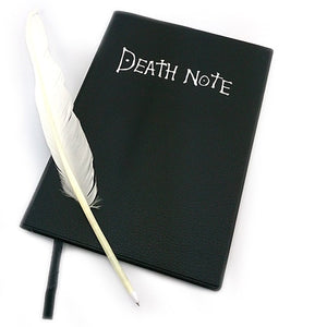 Death Note Planner  Cartoon Book