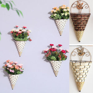 Natural  Flower Wall Hanging Ornaments