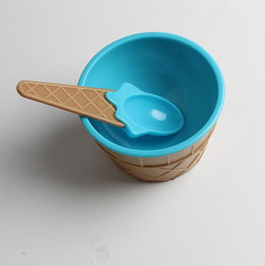 Lovely kids Ice Cream Bowls