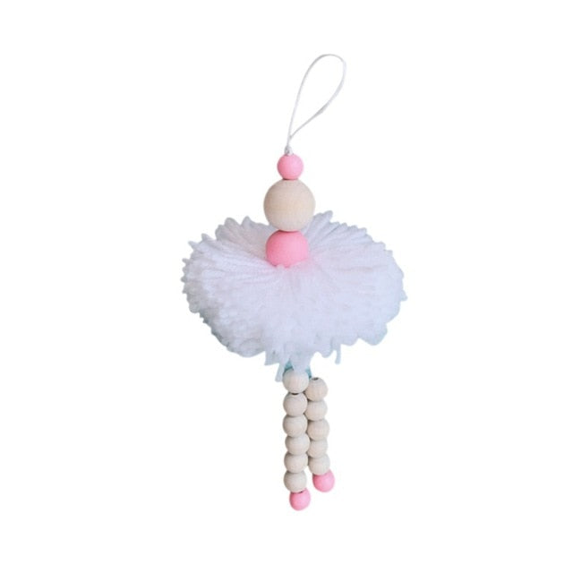 Wooden Beads Baby Room Ornament