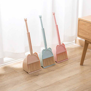 Carton Broom Cleaning