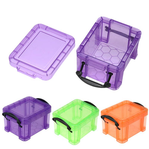 Mini Plastic Desktop Box