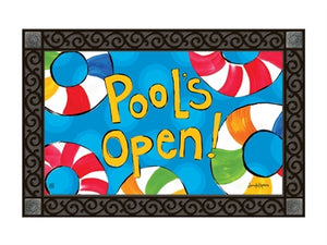 Pool's Open MatMate