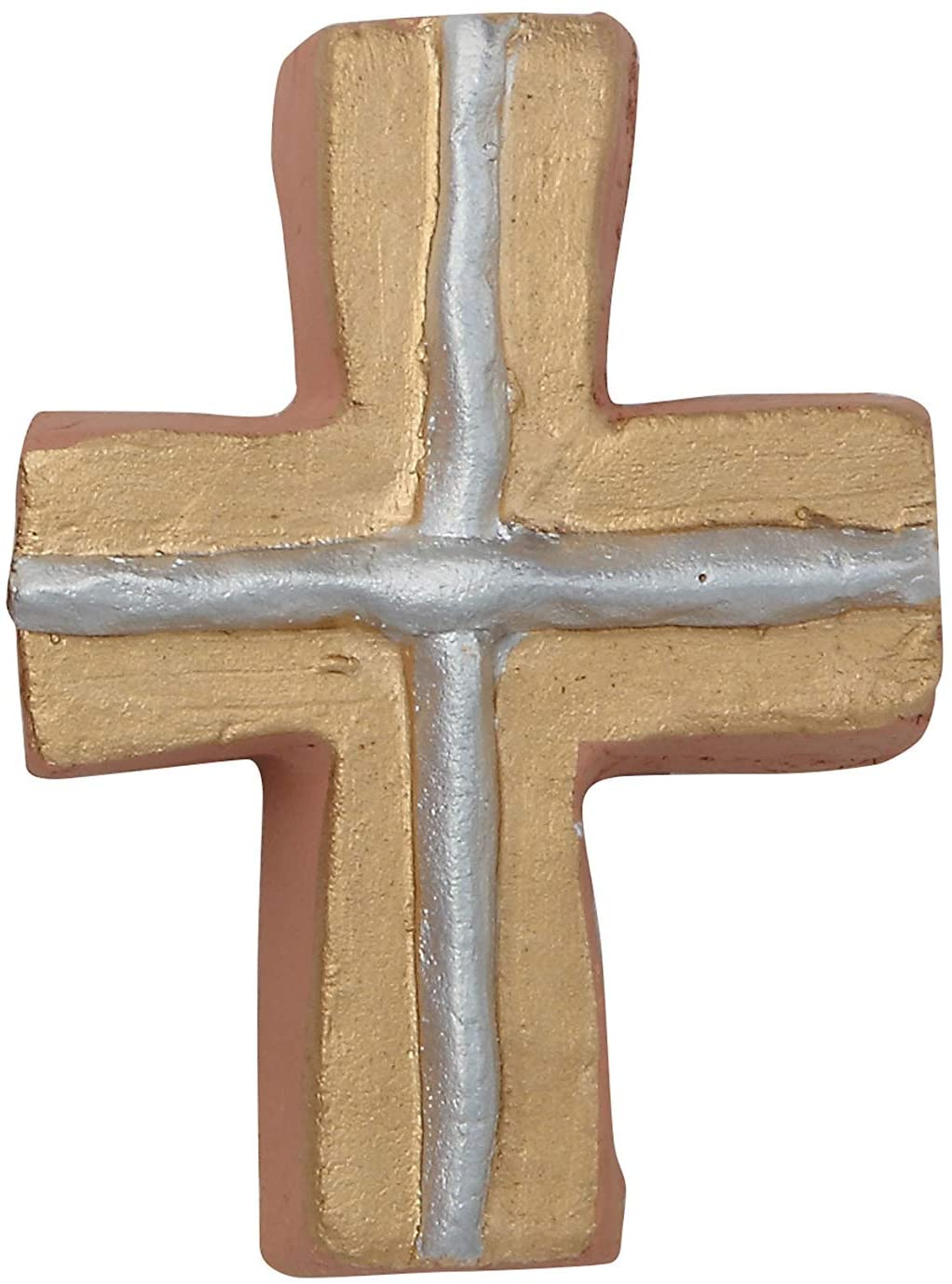 Terra-Cotta Cross
