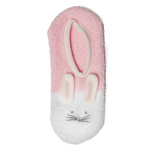 Pink Bunny Animal Slippers