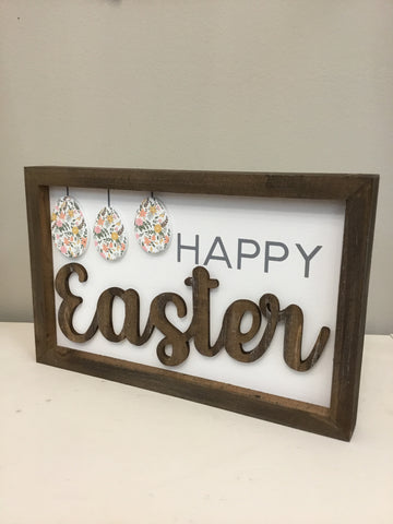 Happy Easter Wall Decor