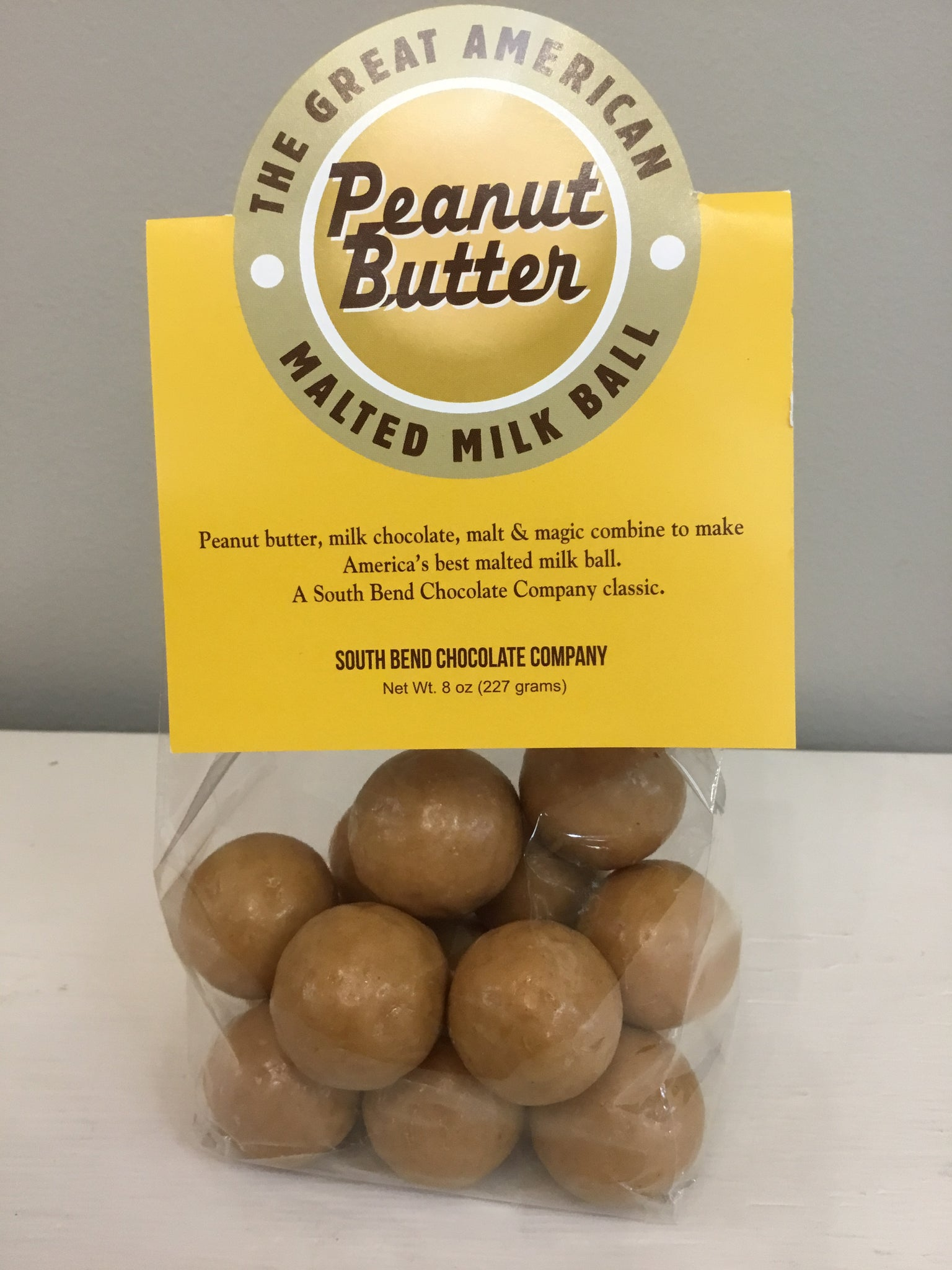 Peanut Butter Malted Milk Balls