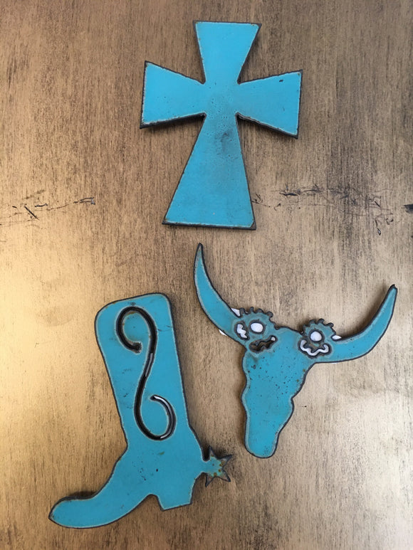 Turquoise Magnets