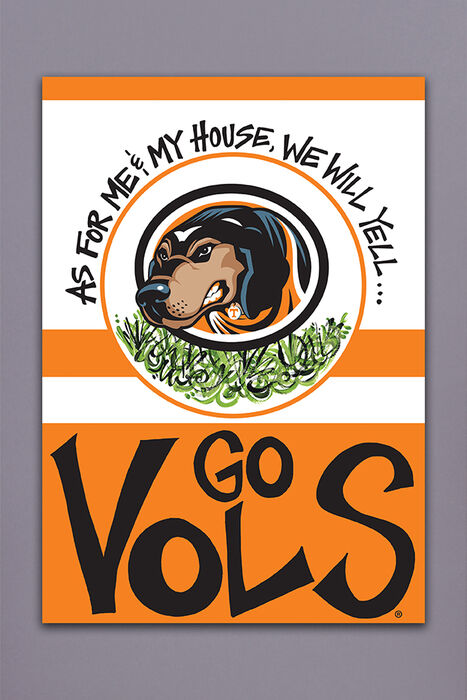 Tennessee Vols 40X28 House Flag