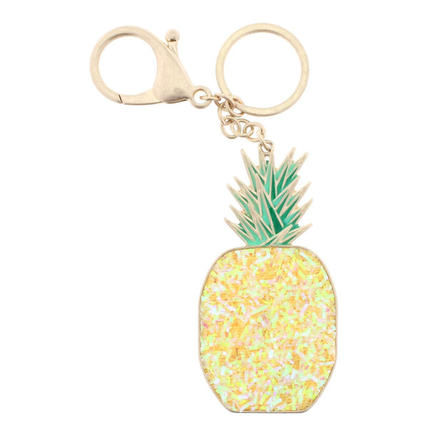 Confetti Bling Key Chain