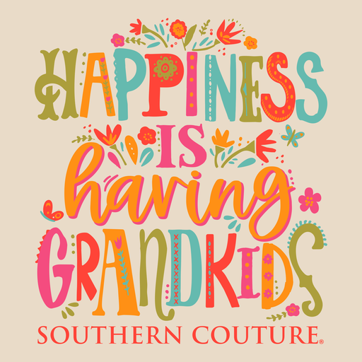Happiness Is Grandkids T-Shirt