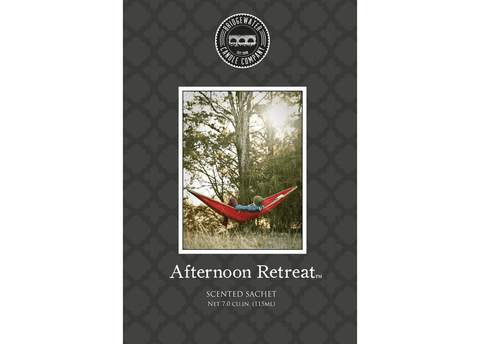 Afternoon Retreat Scented Sachets