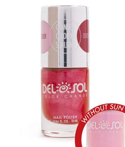 Del Sol Color Changing Nail Polish (Every Blooming Thing)
