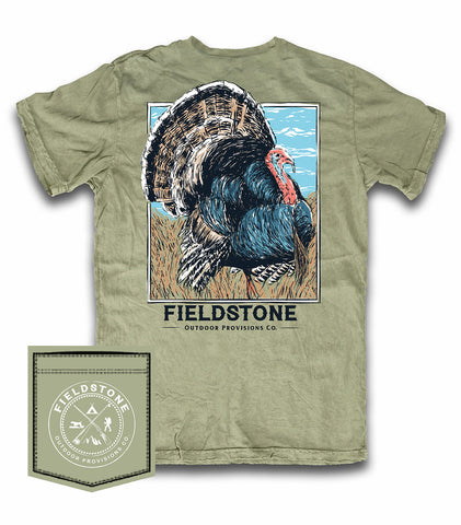 Fieldstone Bay Turkey T-Shirt