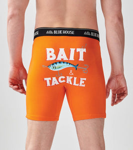 Bait and Tackle Men's Boxer Briefs