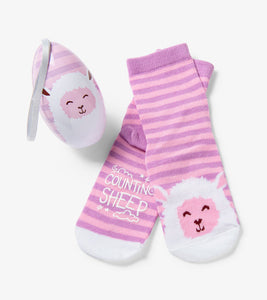 Counting Sheep Socks in Egg