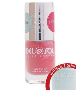 Del Sol Color Changing Nail Polish (Thistle the Day Away