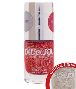 Del Sol Color Changing Nail Polish VIP